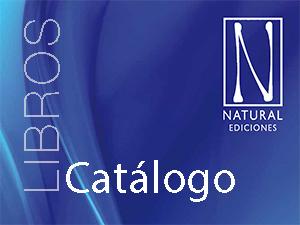 Catálogo de libros Natural Ediciones